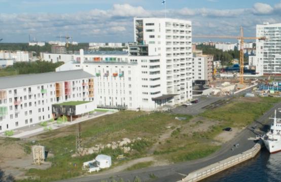 Seniorikohde Oulun Tervahovin Mylly